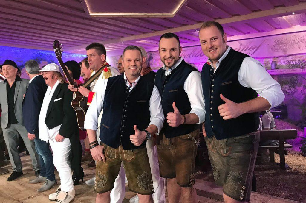 Auftritt FolxTV 2018 am Attersee